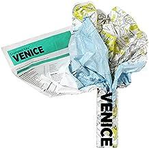 Crumpled City Venedig (internationale Ausgabe des Stadtplans Venedig/Venice in englischer Sprache): Die cleveren Stadtpläne für Großstadtnomaden (Crumpled City Map)