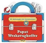 Papas Werkzeugkoffer: Mit Werkzeugen zum Herausnehmen