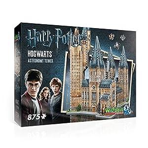 Wrebbit 3D-La Torre de la Astronomía de Hogwarts Harry Potter Puzzle 3D, Multicolor (W3D-2015) 18