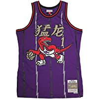 0ddfdbe52dc Mitchell & Ness Chinese New Year Jersey Tracy McGrady Toronto Raptors  Special Edition