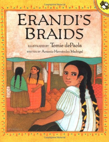 Erandi's Braids (Picture Puffin Books)