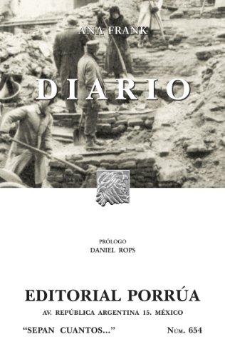 Diario (Colección Sepan Cuantos: 654) por Ana Frank
