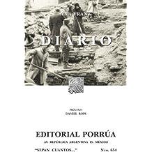 Diario (Colección Sepan Cuantos: 654)