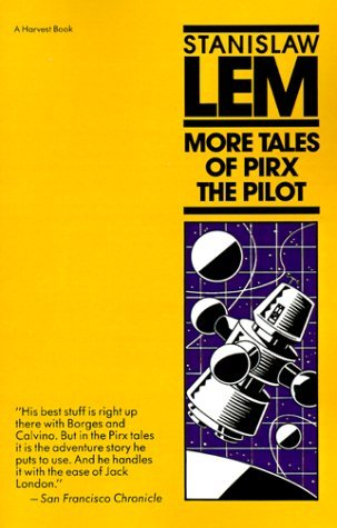 More Tales Of Pirx The Pilot (Harvest Book) by Stanislaw Lem (1983-09-26)