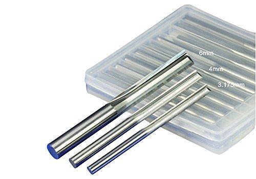 SHINA 5 Stücke Schaftdurchmesser 4 mm (1/6