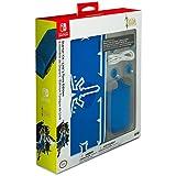 PDP Nintendo Switch The Legend of Zelda: Breath of the Wild Starter Kit mit Reiseetui, Displayschutz, Joy-Con Schutzhüllen und Ohrhörern, 500-026