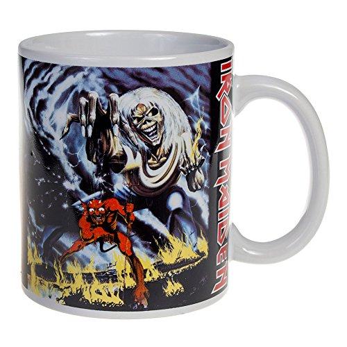 Tazza Beast Iron Maiden (Bianco)