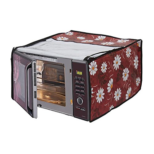 Dream Care Microwave Oven Cover for LG 32 Litre MJ3286BRUS, Multicolor