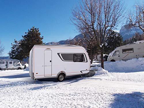 BRUNNER 7241460N Schutzhülle Caravan Cover 6M, 400-450 cm