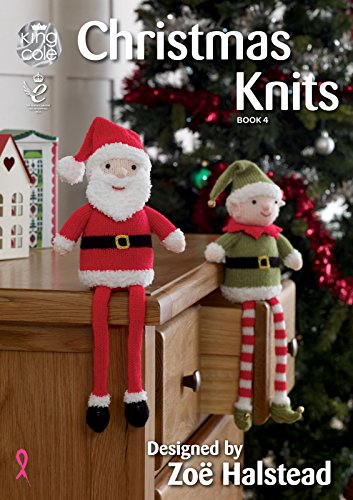 King Cole Christmas Knitting Halstead