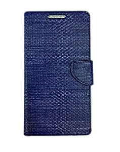 Scudomax SM Flip Cover For Lenovo ZUK Z1 Flip Cover Case - Blue