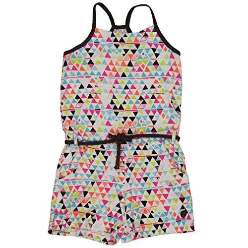 Bóboli Mädchen Latzhosen Knit Jumpsuit For Girl, Mehrfarbig (Print 9446), 98 (Herstellergröße: 3)