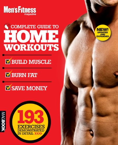 Men's Fitness Complete Guide to Home Workouts por Mens Fitness