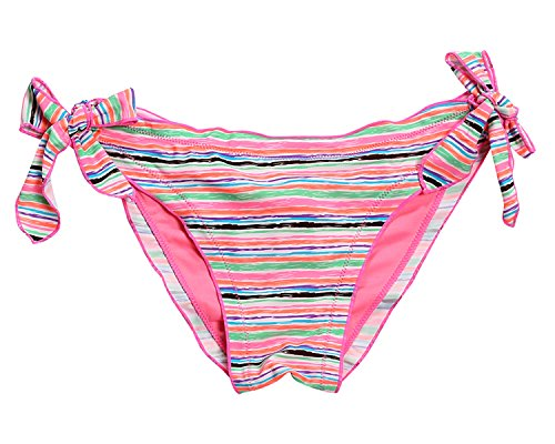 MissTalk Brasiliano Bikini Bottom String Bikini da donna Tanga Biancheria Intima Multicolore