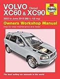 Volvo XC60 & XC90 Diesel 2003 - June 2013 Haynes Manual