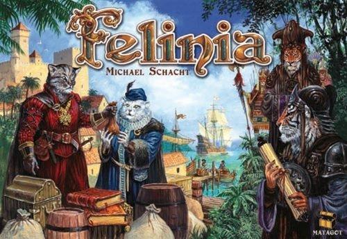 GM-FELINIA por Michael Schacht