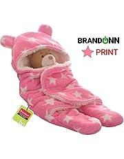 BRANDONN 3 in 1 Baby Blanket/Safety Bag/Sleeping Bag for Babies