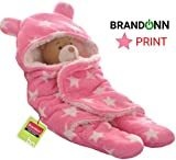 #6: Brandonn Sleeping Bag For Babies (Pink)