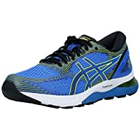 ASICS GEL-NIMBUS 21, Men's Road Running Shoes, Blue (BLUE/BLACK ), 8.5 UK (43.5 EU)