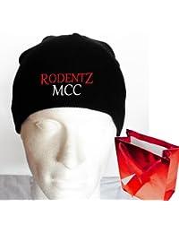 Resultado RC044pantalones SoftFeel sombrero, Unisex, color Capblack, tamaño talla única