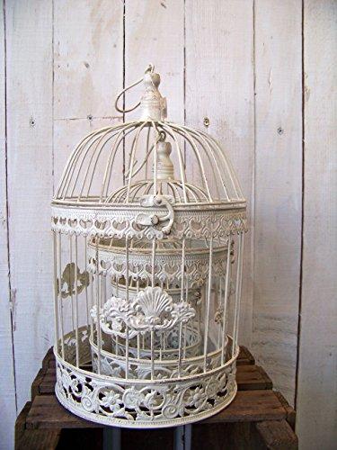 Deko Vogelkäfig Nostalgie 3er Set