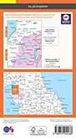 OS Explorer OL4 The English Lakes - North Western area (OS Explorer Map), Ordnance Survey