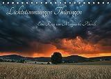 Lichtstimmungen Thüringen - Eine Reise von Morgens bis Abends (Tischkalender 2016 DIN A5 quer): Einzigartige Momente und faszinierender (Monatskalender, 14 Seiten) (CALVENDO Natur) - Ronny Wesche