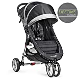 Baby Jogger City Mini Single Stroller Black