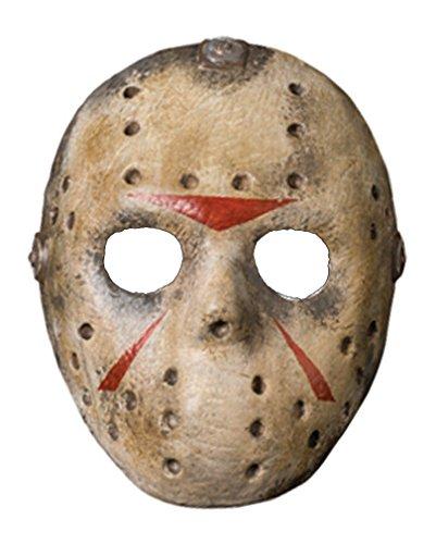 Jason Hockey Maske weiches Vinyl (Für Erwachsene Vinyl-maske)