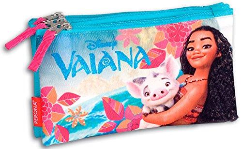 Portatodo Vaiana Moana Disney Aloha triple