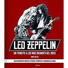 Led Zeppelin: Un tributo a los más grandes del rock (Música y cine)