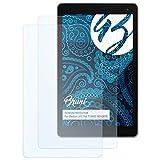 Bruni Schutzfolie für Medion LIFETAB P10603 (MD60876) Folie - 2 x glasklare Displayschutzfolie