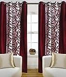 Elegance red kolaveri design polyester w...