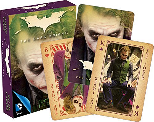 dc-comics-the-joker-heath-ledger-playing-cards-nm