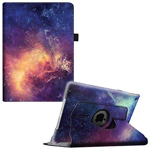 Fintie iPad mini 1 / 2 / 3 Hülle – 360 Grad Rotierend Stand Kunstleder Cover Schutzhülle Case mit Auto Schlaf / Wach Funktion und Stylus-Halterung für Apple iPad Mini 3 / iPad Mini 2 / iPad Mini, DieGalaxie