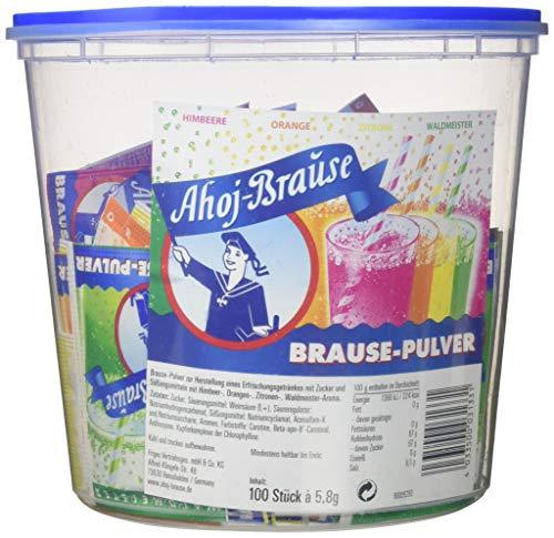 Frigeo Brause Pulver Ahoj Brause 100 Beutel