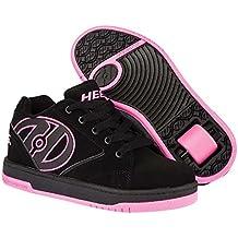 Heelys - Zapatillas informales para chicas sintéticas modelo Propel 2.0 - --, 33