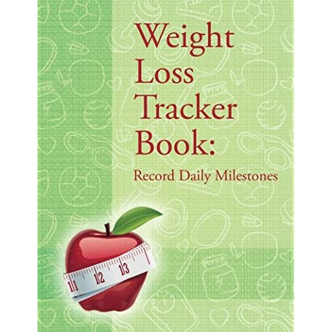 Weight Loss Tracker Book: Record Daily Milestones