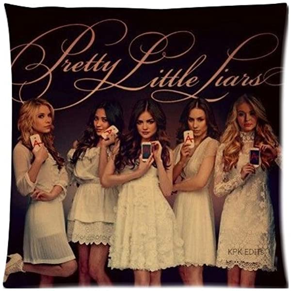 Pretty Little Liars Pillow Cases Cover