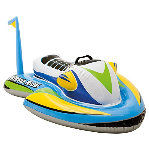 Intex 57520NP - Wave Rider Ride-On, 117 x 77 cm