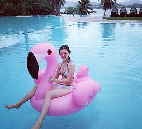 Ardermu giocattoli da nuoto giganti - galleggiante gonfiabile galleggiante per piscina - grande piscina gonfiabile galleggiante per piscina all'aperto per adulti e bambini