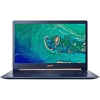 Acer NX.GTMEG.003 Swift 5 - Notebook (Intel Core i7-8550U, 8GB LPDDR3 RAM, Intel UHD Graphics 620, Win 10 Home) Blau