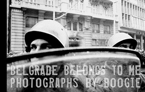 Belgrade Belongs to Me por Boogie
