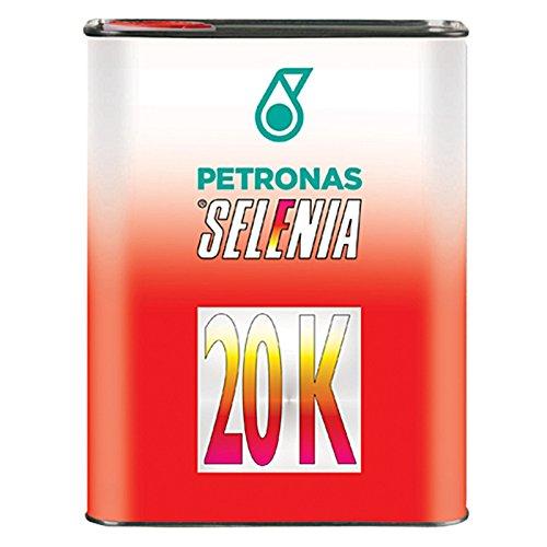 Olio motore auto Selenia 20K 10W40 ACEA A3/API SL/CF - 3 LITRI
