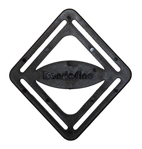 Bondolino Komforttrage Schwarz-Sand - 4