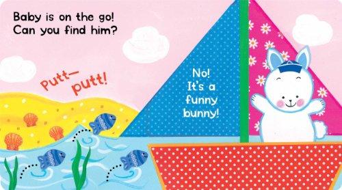 Zoom, Zoom, Baby! (Karen Katz Lift-the-Flap Books)