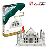 Cubicfun 3D-Puzzle Taj Mahal (DA-01536)