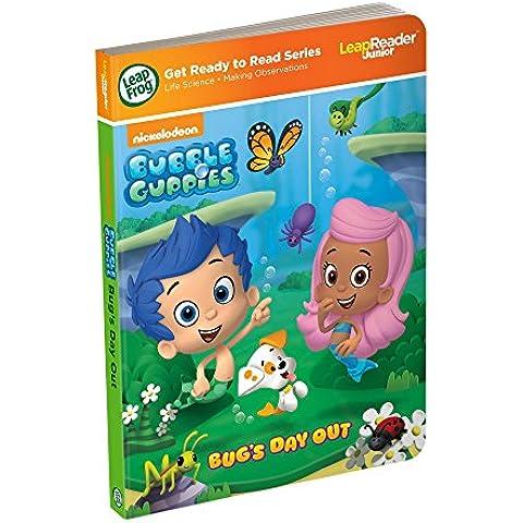Leap Frog - Ordenador educativo Bubble Guppies Leapfrog (21403) (versión en inglés)