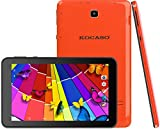 Kocaso 7-Inch Tablet (Intel Quad-Core MX780 2.0 GHz, 4 GB RAM, Android 4.4)