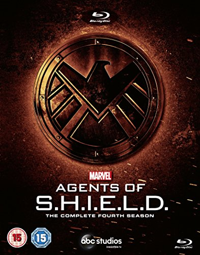 Marvels Agents Of S.H.I.E.L.D. S4 - Blu-ray Digipack [2018] [Region Free]